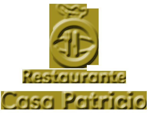 Logo Restaurante Casa Patricio