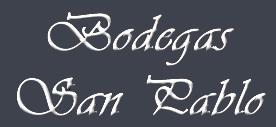 Logo Bodegas San Pablo