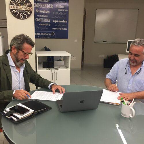 Firma acuerdo Emcotur y la Guía Go Córdoba