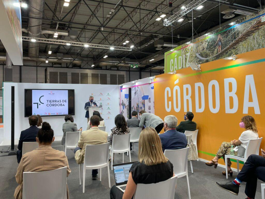 Asistentes presentación Tierras de Córdoba