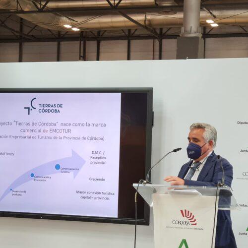Presentación de Tierras de Córdoba en Fitur 2021